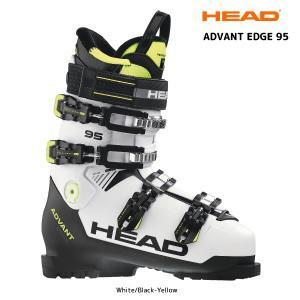 18-19 HEAD(ヘッド)【在庫処分品/スキーブーツ】 ADVANT EDGE 95(アドベントエッジ 95)608152【スキーブーツ】|linkfast