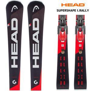 18-19 HEAD(ヘッド)【在庫処分/スキー板/金具付】 SUPERSHAPE I.RALLY(スーパーシェイプ アイラリー 金具付)313348【金具取付無料】|linkfast