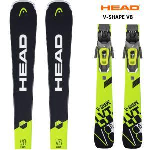 18-19 HEAD(ヘッド)【在庫処分/スキー板/金具付】 V-SHAPE V8(Vシェイプ V8 金具付)315228【金具取付無料】 linkfast