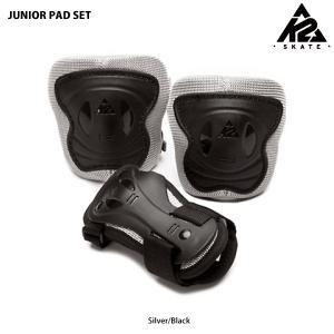 2015 K 2(ケーツー)【ジュニア/保護パッドセット】 JR PAD SET (ジュニア パッドセット)|linkfast