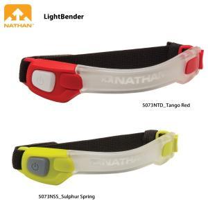 NATHAN (ネイサン) 【ランニングエッセンシャル/限定】 LightBender (ライトベンダー) 5073 linkfast