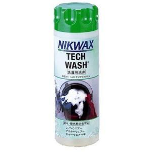 NIKWAX(ニクワックス)【アウトドア小物/洗剤用】 LOFTテックウォッシュ EBE181|linkfast