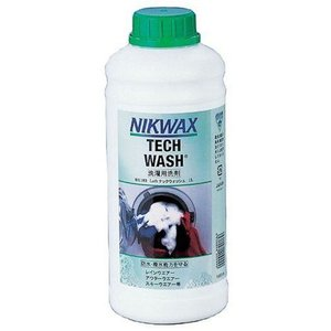 NIKWAX(ニクワックス)【アウトドア衣類/専用洗剤】 LOFTテックウォッシュ1リットル EBE183【撥水布地専用洗剤】|linkfast