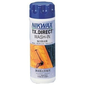 NIKWAX(ニクワックス)【アウトドア小物/撥水用】 TXダイレクトウォッシュイン EBE251|linkfast