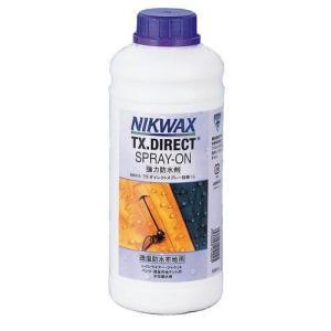 NIKWAX(ニクワックス)【アウトドア小物/撥水用】 TXダイレクトスプレー詰替1リットル EBE573|linkfast