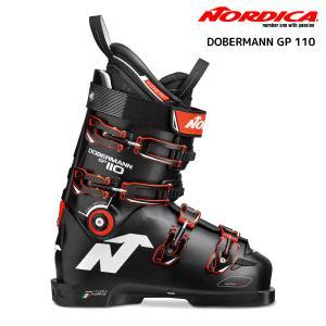 18-19 NORDICA(ノルディカ)【ブーツ/数量限定】 DOBERMANN GP110 (ドーベルマン GP110)【スキーブーツ】|linkfast