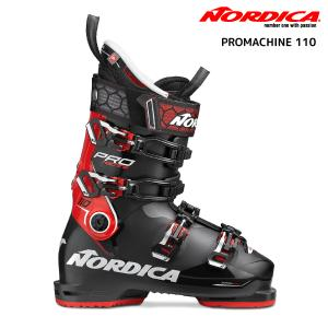 18-19 NORDICA(ノルディカ)【ブーツ/数量限定】 PROMACHINE 110(プロマシン 110)【スキーブーツ】|linkfast