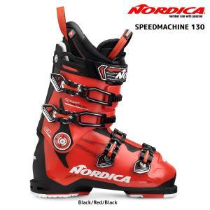 17-18 NORDICA(ノルディカ)【在庫処分/ブーツ】 SPEEDMACHINE 130(スピードマシン 130)【スキーブーツ】|linkfast