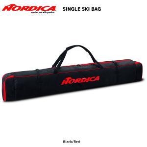 18-19 NORDICA(ノルディカ)【バック/数量限定】 SINGLE SKI BAG(シングルスキーバック)【1台入スキーケース】 linkfast