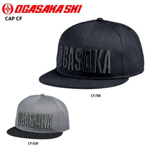 19-20 OGASAKA(オガサカ)【予約商品/キャップ】 CAP CF(キャップCF)【スポーツ帽子】|linkfast