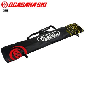 18-19 OGASAKA(オガサカ)【1台ケース/数量限定】 ONE (ワン)【1台入スキーケース】 linkfast