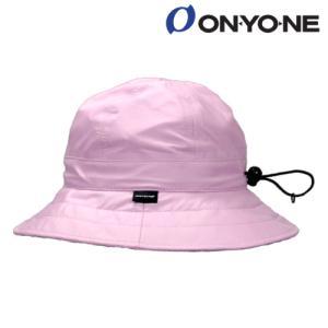 ONYONE (オンヨネ) 【レインハット/アウトドア雨具/登山用品】 レディスレインハット ODA83052 -ピンク/971-|linkfast