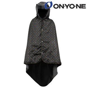 ONYONE(オンヨネ)【雨対策商品/ハイク/収納袋付】 バードビルマント ODA9399A -009/ブラック-|linkfast
