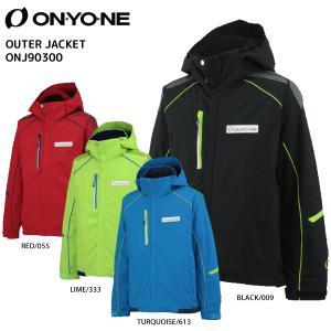 17-18 ONYONE(オンヨネ)【最終処分/ジャケット】 OUTER JACKET(アウタージャケット)ONJ90300【スキーウェア】|linkfast