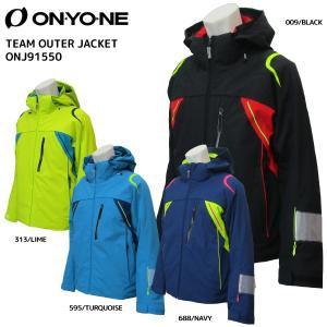 18-19 ONYONE(オンヨネ)【在庫処分/ジャケット】 TEAM OUTER JACKET (チームアウタージャケット)ONJ91550【スキージャケット】|linkfast