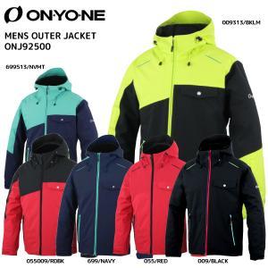 19-20 ONYONE(オンヨネ)【早期予約/ジャケット】 MEN'S OUTER JACKET(メンズアウタージャケット)ONJ92500【スキージャケット】|linkfast