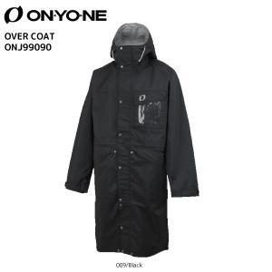 18-19 ONYONE(オンヨネ)【コート/数量限定商品】 OVERCOAT(オーバーコート)ONJ99090【レインコート】|linkfast
