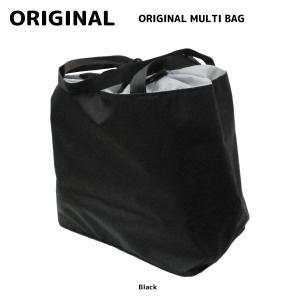 ORIGINAL(オリジナル)【トートバッグ/数量限定】 ORIGINAL MULTI BAG(オリジナルマルチバッグ)|linkfast