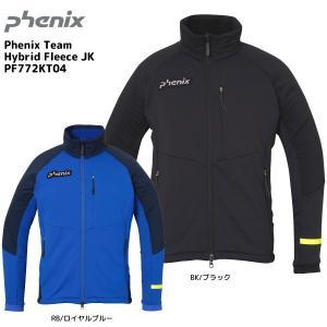 17-18 PHENIX(フェニックス)【ミドル/数量限定】 Phenix Team Hybrid Fleece JK (フェニックスチーム ハイブリッドフリースジャケット) PF772KT04|linkfast