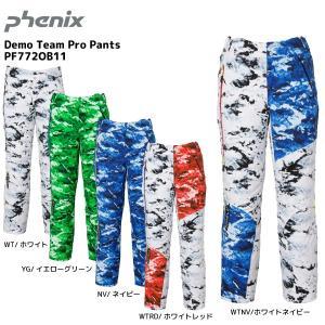 17-18 PHENIX(フェニックス)【在庫処分/パンツ】 Demo Team Pro Pants(デモチーム プロパンツ)PF772OB11【スキーパンツ】|linkfast