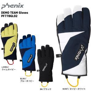 17-18 PHENIX(フェニックス)【グローブ/限定品】 DEMO TEAM Gloves (デモチーム グローブ) PF778GL02|linkfast