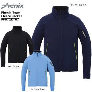 18-19 PHENIX(フェニックス)【ミドル/数量限定】 Phenix Team Fleece Jacket(フェニックスチームフリースジャケット)PF872KT07【ミドルウェア】|linkfast