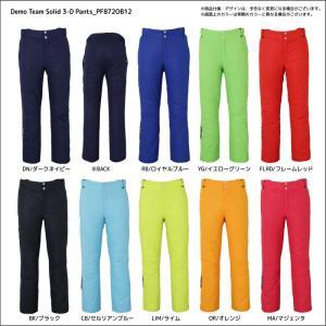 18-19 PHENIX(フェニックス)【在庫処分/パンツ】 Demo Team Solid 3-D Pants(デモチームソリッド3Dパンツ)PF872OB12【スキーパンツ】|linkfast|03
