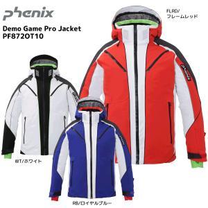 18-19 PHENIX(フェニックス)【在庫処分/ウェア】 Demo Game Pro Jacket(デモゲームプロジャケット)PF872OT10【スキージャケット】|linkfast