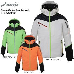 19-20 PHENIX(フェニックス)【ウェア/数量限定】 Demo Game Pro Jacket(デモゲームプロジャケット)PF972OT10【スキージャケット】|linkfast
