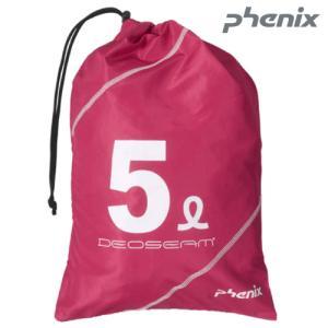 PHENIX (フェニックス) 【在庫処分/スタッフバック/アウトドア小物】 Deoseam Stuff Bag 5L (デオシームスタッフバック5L) -PK/ピンク- PH118AZ25|linkfast