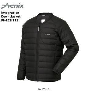 PHENIX(フェニックス)【最終処分品/ミドルウェア】Integration Down Jacket(インテグレーションダウンジャケット)PH452IT12|linkfast