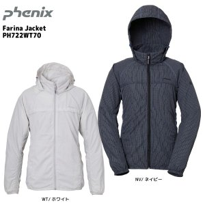 PHENIX(フェニックス)【在庫処分/防風ジャケット】 Farina Jacket Women (フェリーナジャケット ウィメンズ) PH722WT70|linkfast