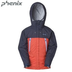 PHENIX (フェニックス)【最終処分/耐久撥水素材】 EPIC Extreme Rain Jk W (エピック エキストリームレインジャケットW) -レッド- PM322ST50-RD|linkfast