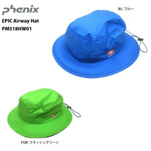 PHENIX(フェニックス)【最終処分品/防水透湿素材】 EPIC Airway Hat (エピック エアウェイハット) PM518HW01|linkfast