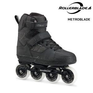 ROLLERBLADE(ローラーブレード)【数量限定商品】METROBLADE(メトロブレード)07739100【インラインスケート】|linkfast