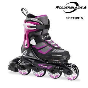 ROLLERBLADE(ローラーブレード)【最終在庫処分】 SPITFIRE G(スピットファイヤー ガール)【ジュニア/インラインスケート】|linkfast