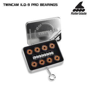 ROLLERBLADE(ローラーブレード)【数量限定部品】 TWINCAM ILQ-9 PRO (ベアリング+スペーサーセット)|linkfast
