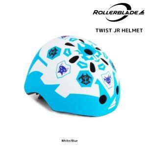 ROLLERBLADE(ローラーブレード)【在庫処分商品】 TWIST JR HELMET(ツイスト ジュニアヘルメット)【インラインヘルメット】|linkfast
