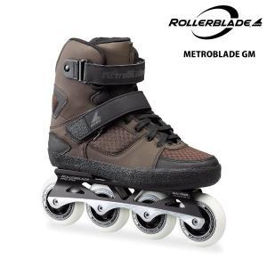 ROLLERBLADE(ローラーブレード)【数量限定商品】 METROBLADE GM(メトロブレード GM)07620900【インラインスケート】|linkfast