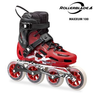ROLLERBLADE(ローラーブレード)【最終在庫処分】 MAXXUM 100(マクサム100)07628100【インラインスケート】|linkfast