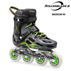 ROLLERBLADE(ローラーブレード)【最終在庫処分】 MAXXUM 90 (マクサム90) 07628300【インラインスケート】|linkfast