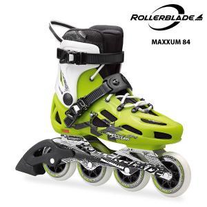 ROLLERBLADE(ローラーブレード)【数量限定商品】 MAXXUM 84 (マクサム84) 07628500|linkfast