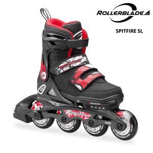 ROLLERBLADE(ローラーブレード)【数量限定商品】 SPITFIRE SL (スピットファイヤー SL) ジュニアスケート|linkfast