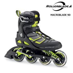 ROLLERBLADE(ローラーブレード)【数量限定商品】 MACROBLADE 90(マクロブレード 90)07734200【インラインスケート】|linkfast