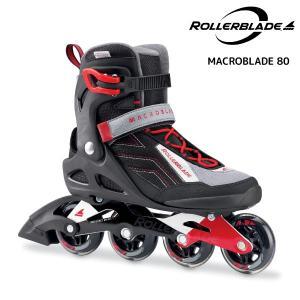 ROLLERBLADE(ローラーブレード)【最終在庫処分】 MACROBLADE 80(マクロブレード 80)07735000【インラインスケート】|linkfast