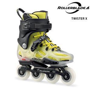 ROLLERBLADE(ローラーブレード)【最終在庫処分】 TWISTER X(ツイスターX)07739500【インラインスケート】|linkfast
