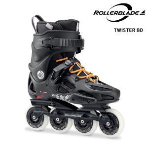 ROLLERBLADE(ローラーブレード)【最終在庫処分】 TWISTER 80 (ツイスター80) 07739700【インラインスケート】|linkfast