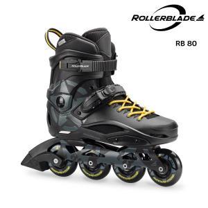 ROLLERBLADE(ローラーブレード)【数量限定商品】 RB 80(アールビー80)07847700【インラインスケート】|linkfast