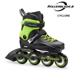 ROLLERBLADE(ローラーブレード)【数量限定商品】 CYCLONE(サイクロン)【ジュニア/インラインスケート】|linkfast
