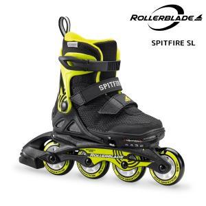 ROLLERBLADE(ローラーブレード)【数量限定商品】 SPITFIRE SL(スピットファイヤー SL)ジュニアスケート linkfast